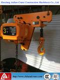 palan électrique à chaîne pour la vente à usage intensif