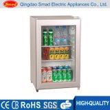 Витрина вертикальных холодильников индикации витрины чистосердечная
