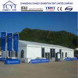 Dubbel pvc bedekte Tent de Met airconditioning van de Partij van de Luifel met een laag