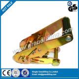 1 '' стандартная пряжка храповика для связывает вниз планки, пряжку пояса храповика