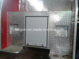 Porta de alumínio do rolamento da vária porta de alumínio do obturador do rolo do caminhão