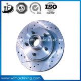 Usinage de commande numérique par ordinateur de tour en métal de précision alliage d'acier inoxydable/d'aluminium