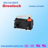 Ventes chaudes de mini commutateur micro avec l'homologation d'ENEC/UL
