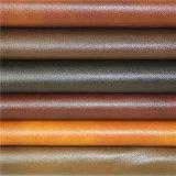 Cuir synthétique de PVC gravé en relief par assurance qualité pour le sofa moderne de meubles