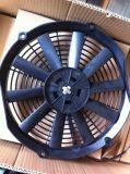 De Airconditioning van de auto 12V/24V AC van de Stroom van de Lucht van de Duw Ventilator van de Condensator van de Luchtkoeling van de Motor de Externe