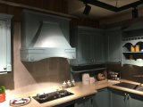 Module de cuisine moderne élégant en bois 2017 solide