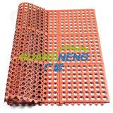 Stuoia di gomma di resistenza di olio/stuoia di gomma di collegamento di slittamento anti/stuoie antiscorrimento della cucina