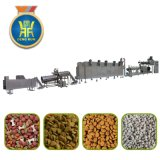 Type humide machine d'extrudeuse d'aliments pour chiens d'animal familier