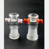 De Waterpijp van het glas van Waterpijp van de Filter van Montage de Vrouwelijke 18.8mm