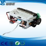 A impressora térmica Mechansim foi amplamente utilizada no terminal do auto-serviço