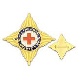 Pino de carro de alta qualidade Badge itens promocionais de vestuário Intermitente Intermitente
