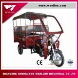 Колесо Motorycle /Tricycle груза 3 газолина с просто кабиной