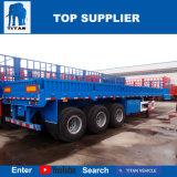 Vehículo del titán - del transporte de contenedores semi del acoplado de la estaca acoplado semi