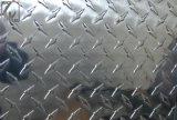 A fábrica de China Anti-Salta placas do alumínio do passo do verificador