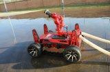 Новое поколение полностью робот местности борьба с огенм