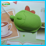 Individualidade Tull Polar Little Turtle Wired Optical Mouse