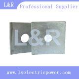 Rondelle carrée en acier inoxydable, la rondelle plate, rondelle à ressort