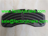 для Mercedes-Benz Actros Brake Pad 29087/29108/29202/29253/29179/D1203-8323