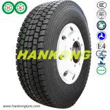 315/80r22.5 tout le pneu radial ceinturé en acier de camion de pneu du pneu TBR