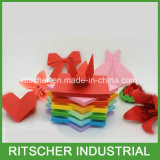 Бумага Origami бумаги конструкции цвета Handcraft корабль DIY бумажный