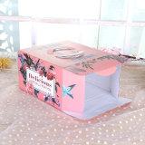 케이크 상자의 직업적인 제조