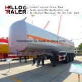 Cimc 3半車軸40m3石油タンカーの/Fuelのタンカーのトレーラー