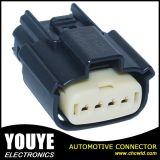 4개의 Pin 남여 자동 연결관, 자동 전선 연결관 배선 하네스 연결관