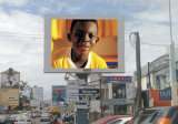 高い明るさの表示を広告する屋外P6フルカラーLED