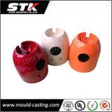 Die Aluminiumgußteil-Teile mit Präzision beendeten (STK-AL-1005)