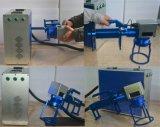 für Metallvorstand-bewegliche Handfaser-Laser-Markierungs-Maschine für Verkauf
