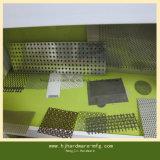 溶接の倉庫のFoldable記憶の金属線の網パレットボックス