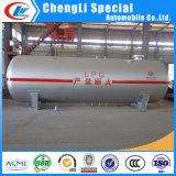 Clw Horizontal 200m3 100 Ton GPL Storage Tank da vendere