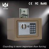 Elektronische Brandkast, de Brandkast van het Huis, de Veilige Doos van het Geld met een Groef