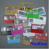 Precio de la tarjeta de crédito barato Tamaño de la lente de aumento (HW-802)