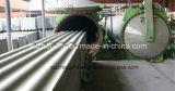 Fibre de tôle ondulée sur ligne de production de ciment
