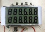 LCD Tn 70 van het Cijfer van de Vertoning van het Scherm D6 Speld