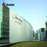 중국 경량 주문을 받아서 만들어진 광고 스펙트럼 색깔 ACP 건축재료
