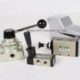 Elektropneumatisches Ventil-Druckluftventil-Messingventil Valvulas Direccionales des Airtac Magnetventil-4V310-08