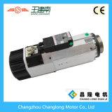 CNC Router husillo del motor de aire de refrigeración del husillo 9kw nariz corta de talla de madera Bt30 / ISO 30 Igual que el huso de HSD