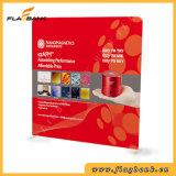 Étalage de tissu de l'étalage DEL de salon d'étalage de tissu de tension
