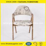 Direto da fábrica chinesa Restaurante Cadeira de jantar em madeira