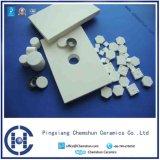 Mattonelle quadrate resistenti a temperatura elevata della ceramica da Manfuacturer cinese
