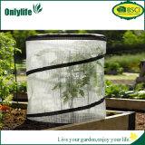 Serre chaude non tissée instantanée de fibre d'Onlylife pour des plans de jardin