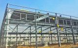 전 설계된 조립식 강철 구조물 창고 작업장 건축