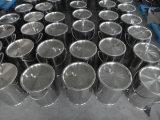 Espejo de acero inoxidable pulido 10L-1000L tambor