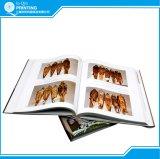Companhia de impressão no livro do Hardcover A5 da cor