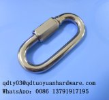 Link Rápido de Aço de metal galvanizado