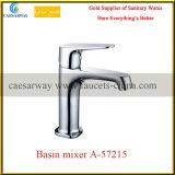 Misturador sanitário da água da bacia do banheiro do cromo dos mercadorias