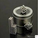 216pcs personalizable bola magnética en el revestimiento de NI