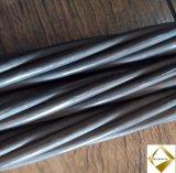 Brin concret de tension en acier de poste avec la qualité